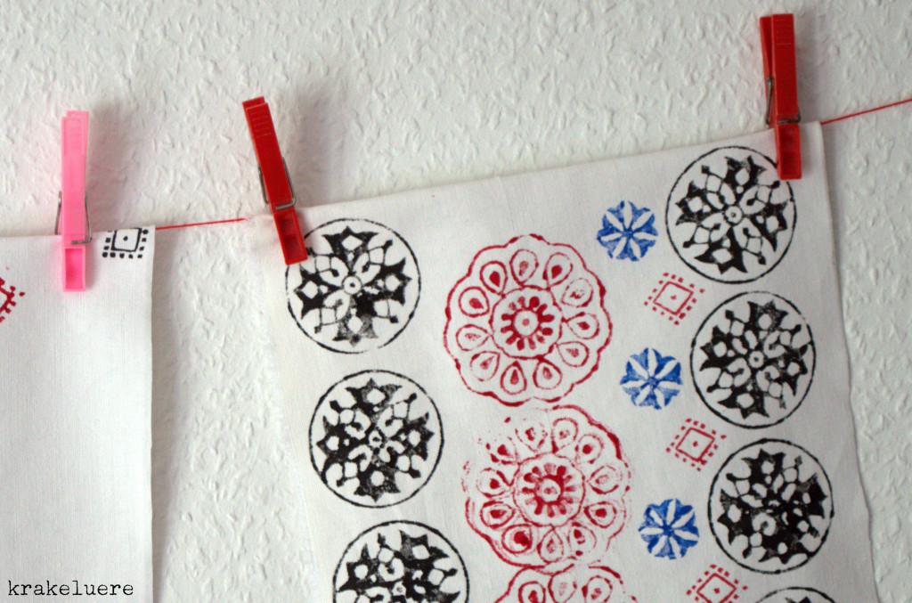 Stoffdruck mit indischen Stempeln - krakeluere.de (3)