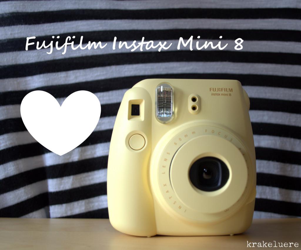 Fujifilm Instax Mini 8 - krakeluere.de