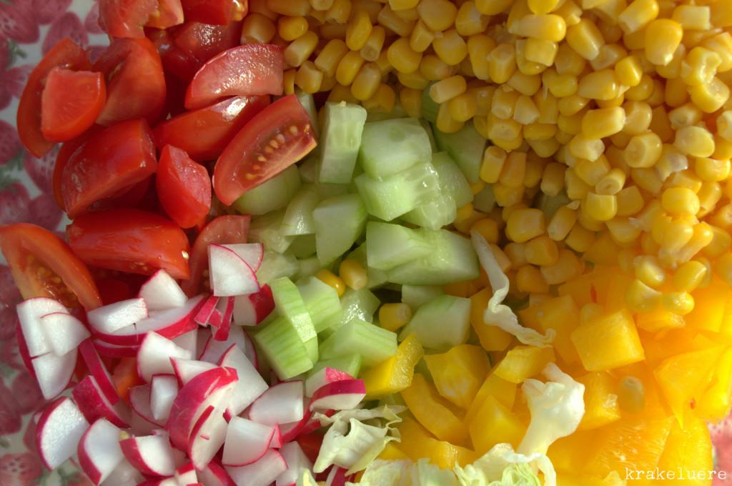 Rezept Sommersalat - krakeluere.de (2)