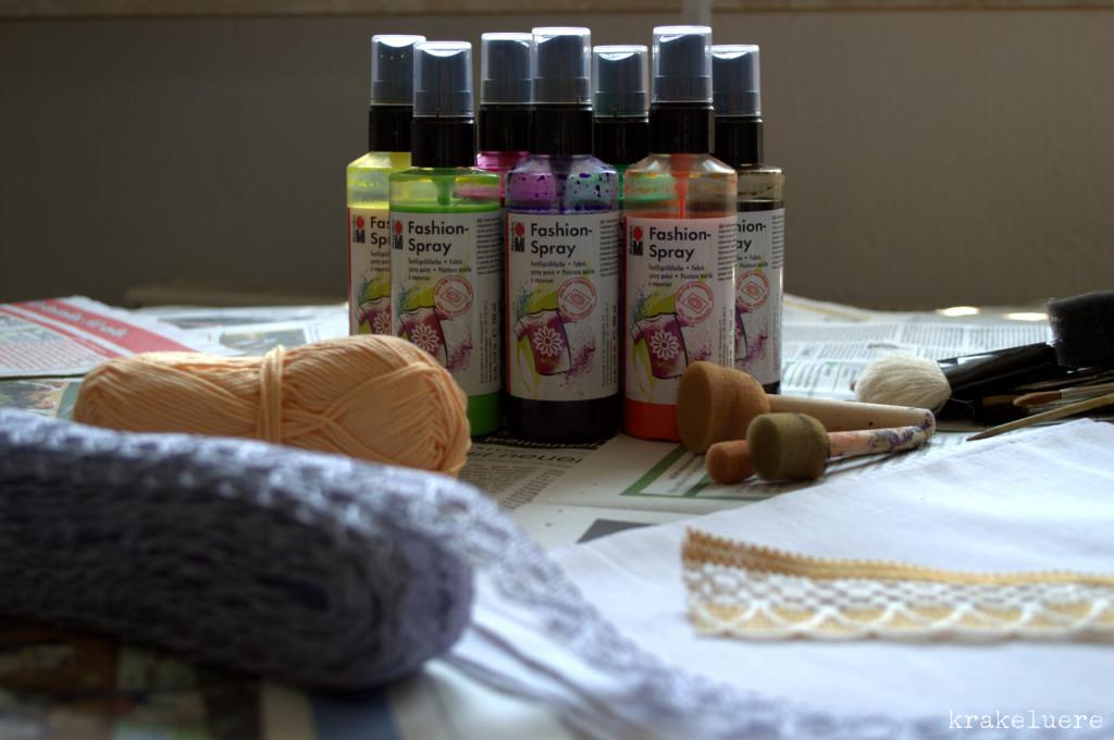 Textilsprühfarbe Marabu - krakeluere.de
