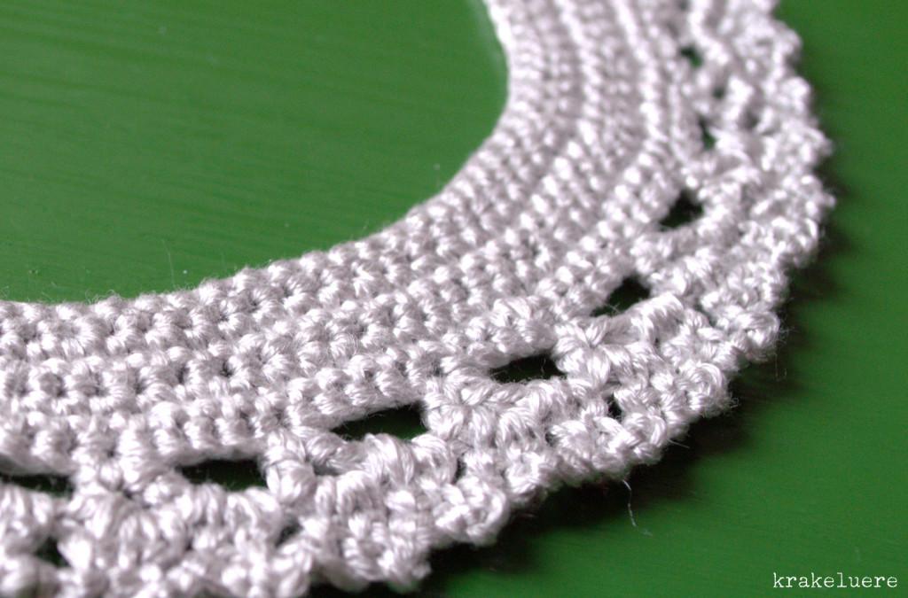 Bubikragen Cotton Viscose Drops  - krakeluere.d