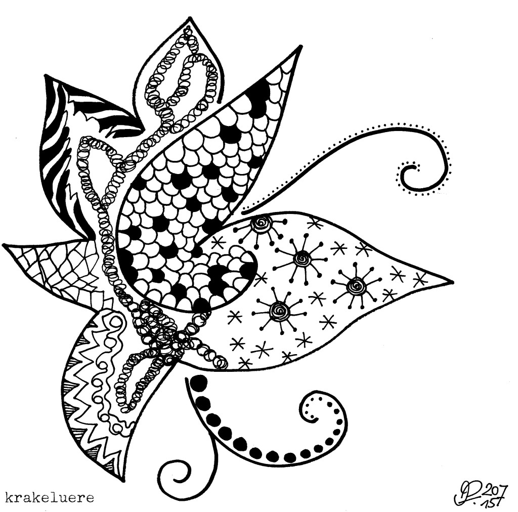 Zentangle - krakeluere.de (5)